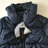 Finger In The Nose Navy Down Parka: 4-5 Years (Brand New)