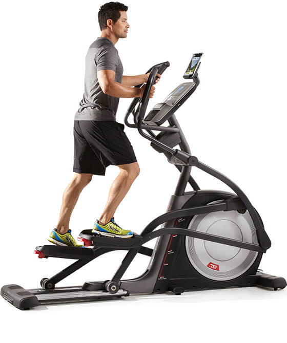 Proform SMART Pro 16 9 Elliptical PFEL31315 + 1 Year iFit Included