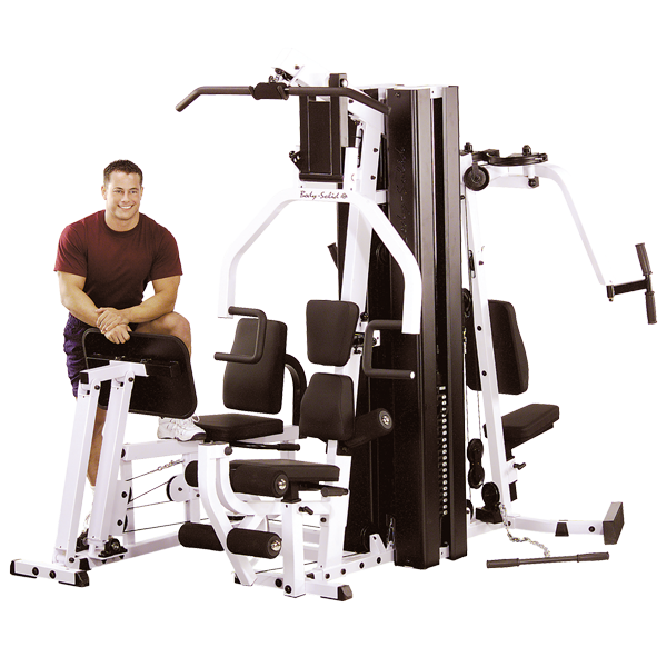 Body Solid EXM3000LPS Multi-Stack Home Gym