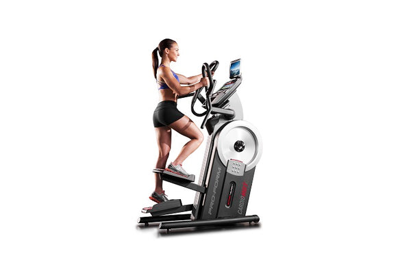 Proform SMART HIIT Trainer Pro Elliptical Stepper PFEL01415 + 1 Year iFit Included