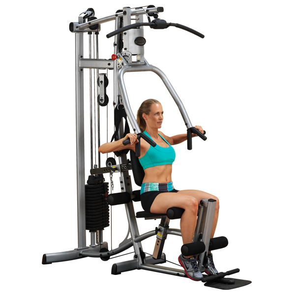 Powerline P1X Single Stack Home Gym