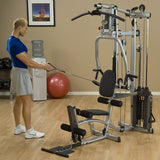 Powerline P2X Single Stack Home Gym