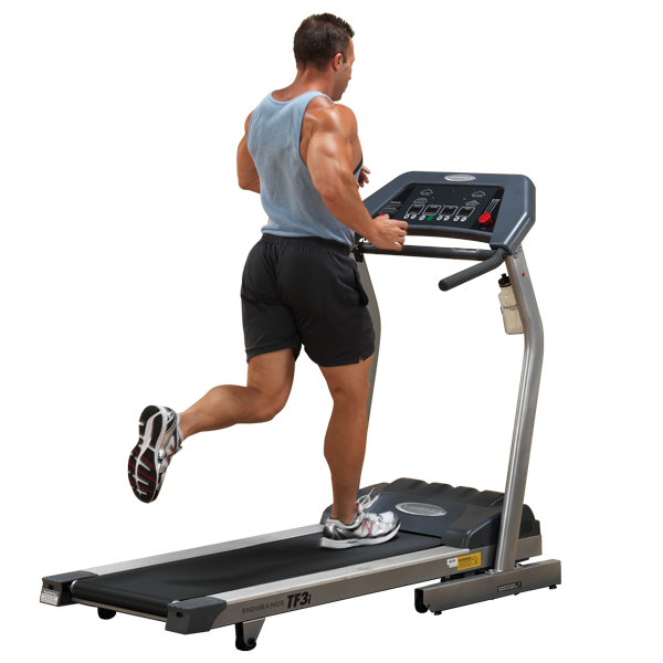 Endurance TF3i Foldable Treadmill