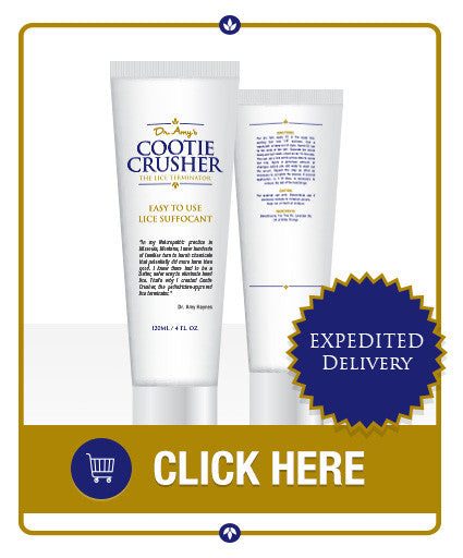 Cootie Crusher 3-Count Expedited Delivery