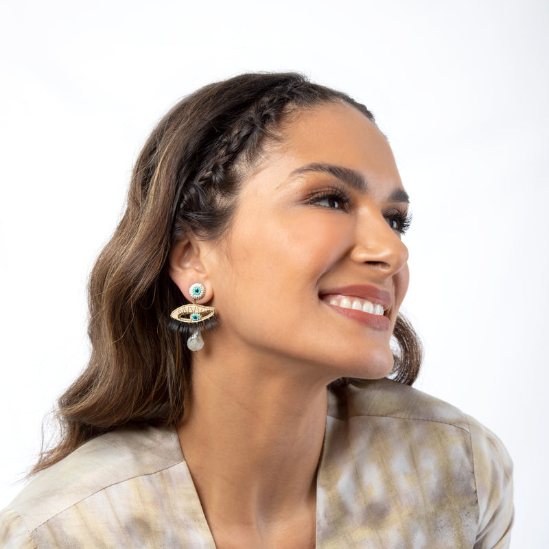 BROOKLYNN EARRINGS