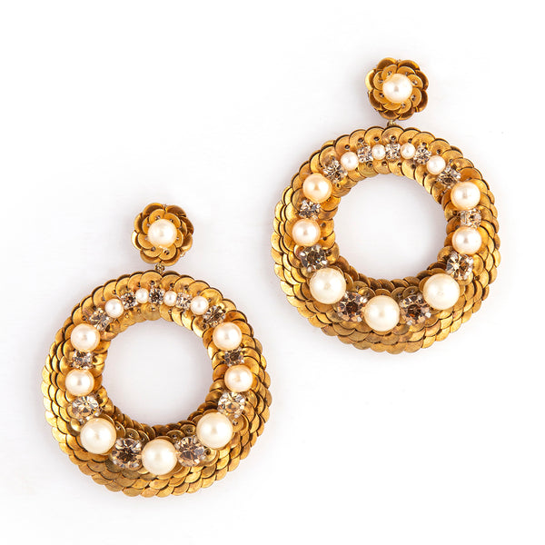Farida Earrings