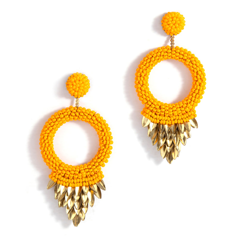 Haandmade Franka Earrings India