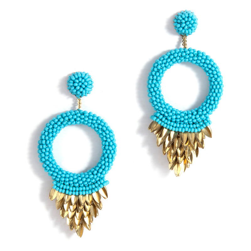 Franka Handmade Earrings by Deepa Gurnani