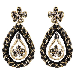 Deepa Gurnani Handmade Nida Earrings