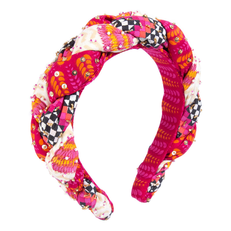 Vilina Handcrafted Headband India