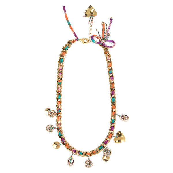 Handcrafted Ishita Necklace by Deepa Gurnani India