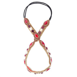 Handcrafted Raveena Headband India