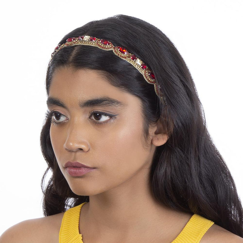 Buy Handcrafted Raveena Headband