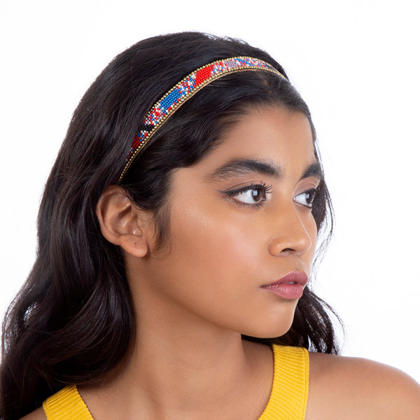 Handcrafted Satya Headband for Women India