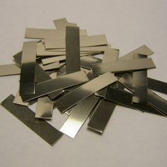 Nickel Battery Tabs and Parts