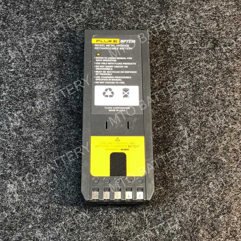 Fluke BP7217 Battery Rebuild Service