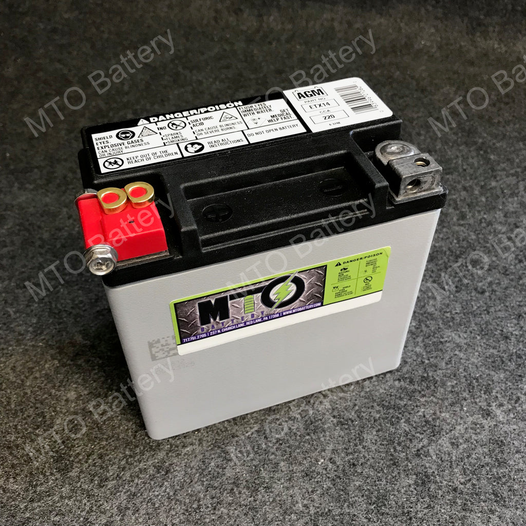 ETX14 East Penn PowerSport Battery