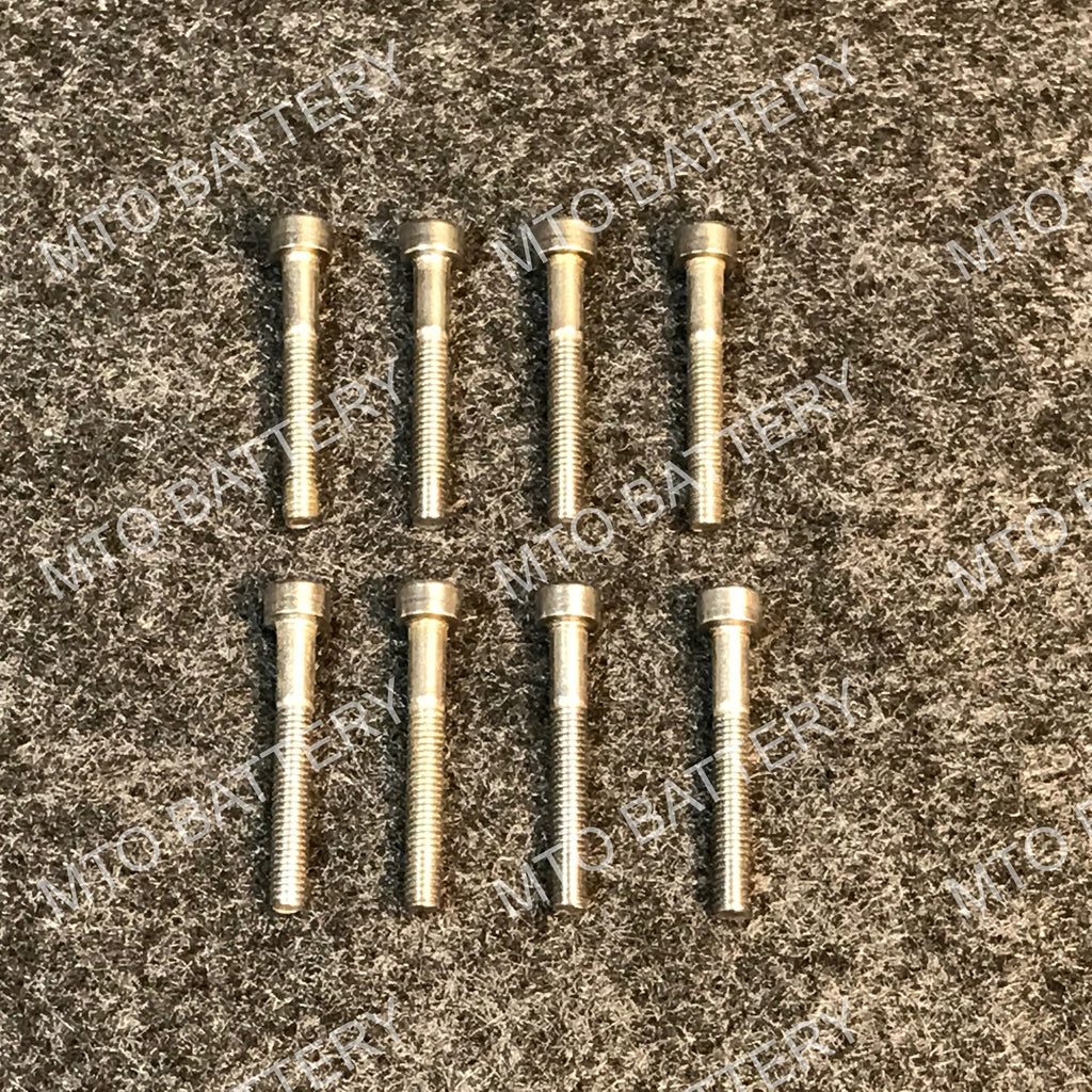 Stainless Steel Segway Lithium Battery Screws