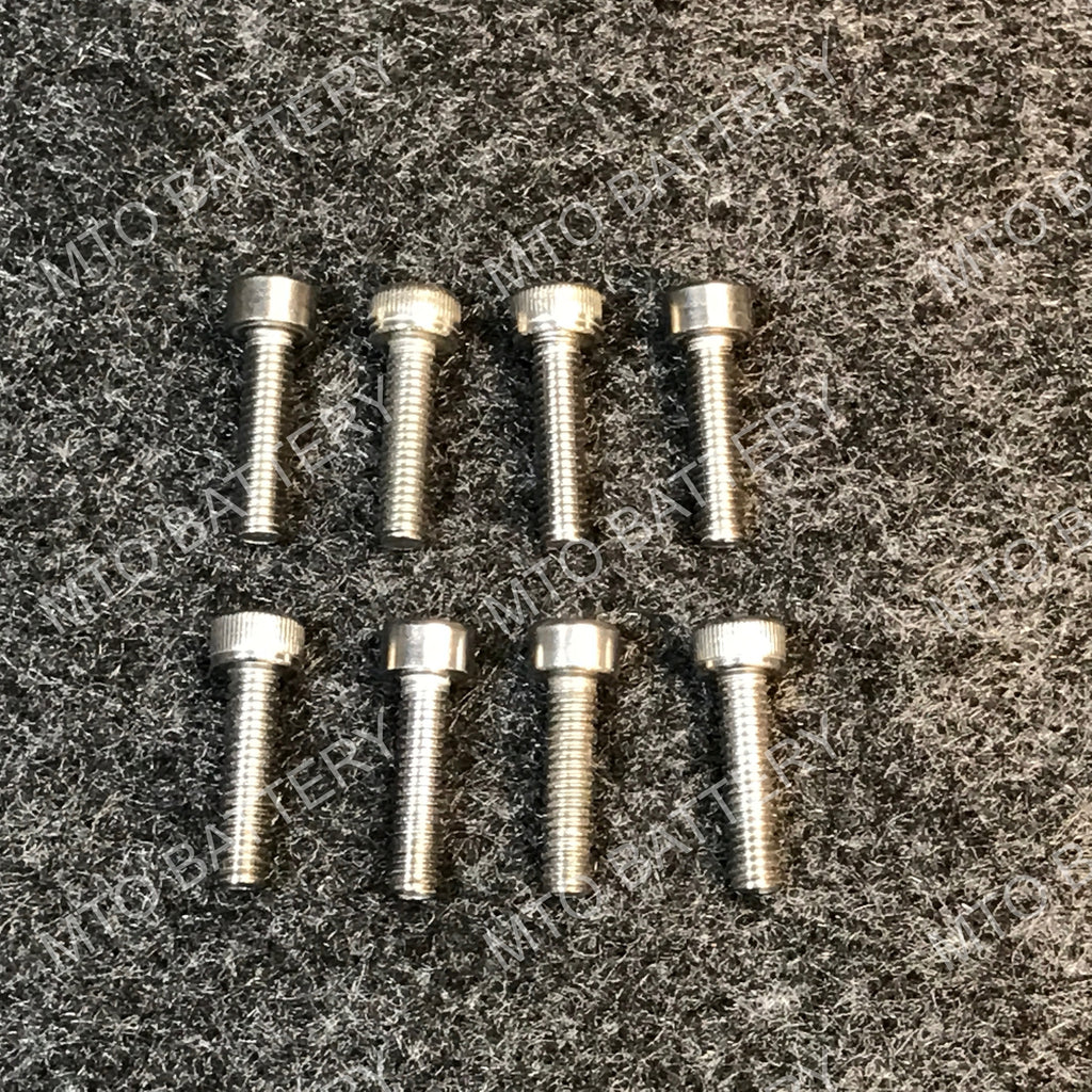 Stainless Steel Segway NiMH Battery Screws