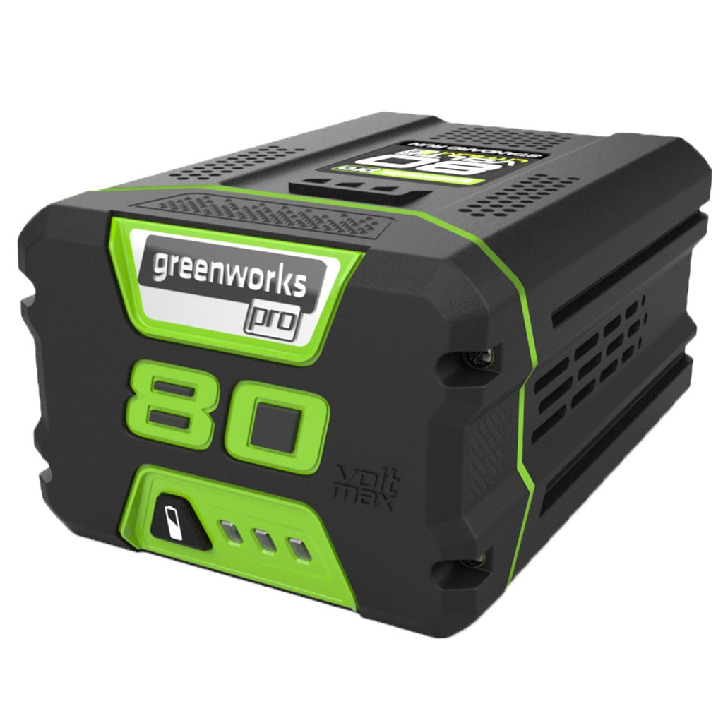 Greenworks 80V Lithium Battery - Non-Rebuildable