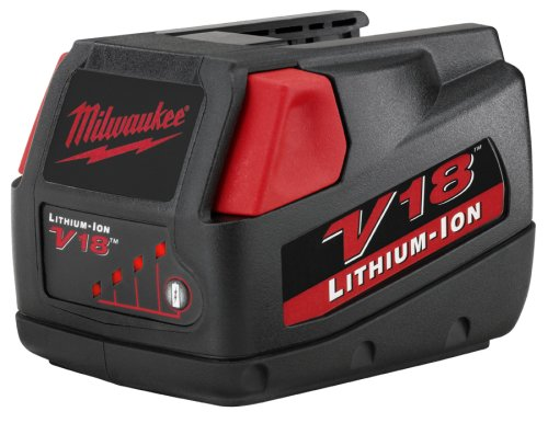 48-11-1830 Milwaukee V18 Lithium Battery - Non-Rebuildable
