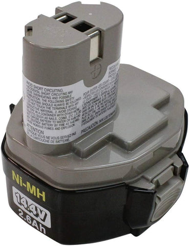 1430 Makita® 14.4V NiMH Battery Rebuild Service