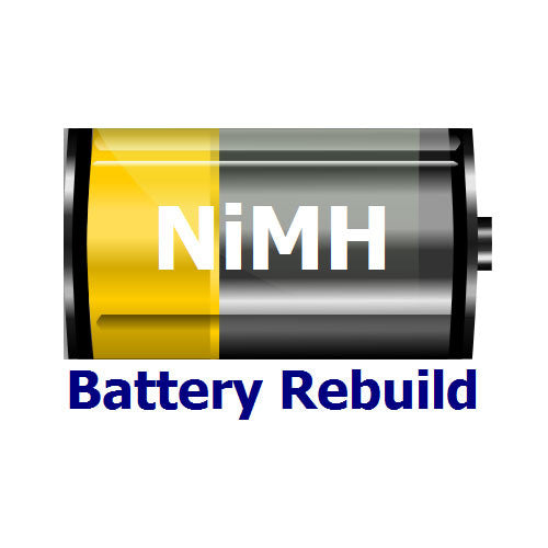 NiMH Power Tool Battery Rebuild