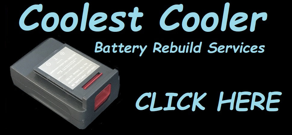 Coolest Cooler Battery Rebuild Services