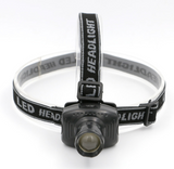 Super Bright Mini LED Zoomable Headlamp 3 Modes
