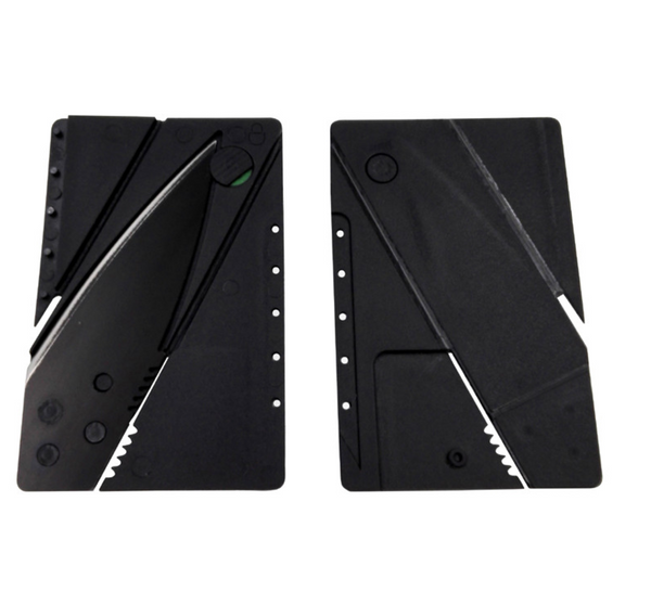 Compact Credit Card Knife
