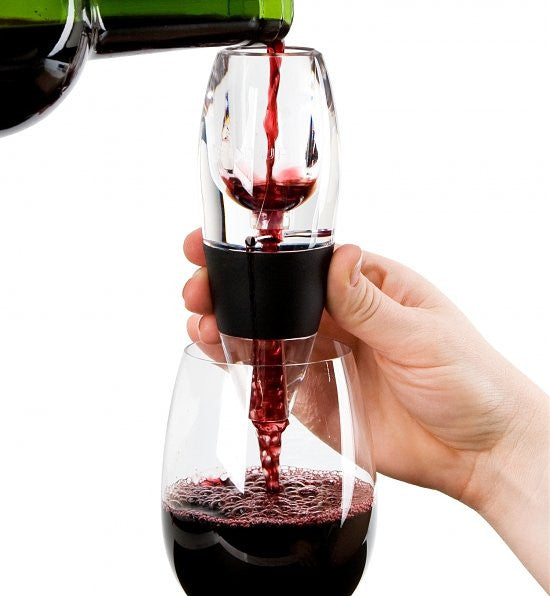Wine Aerator Filter Decanter Gift Box Set
