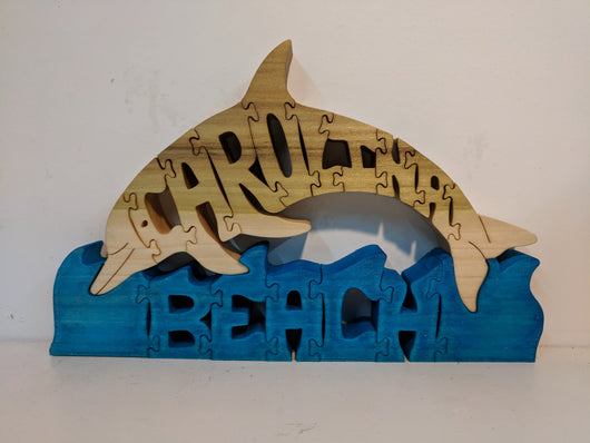 Beach Critter Puzzles