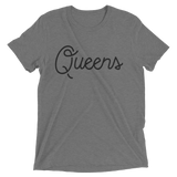 Queens Script Unisex Short Sleeve T-Shirt