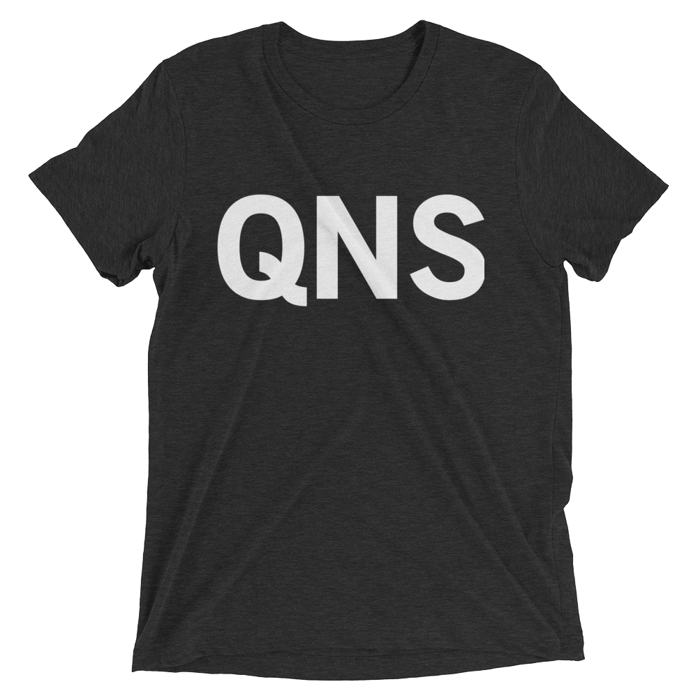 QNS Unisex Short Sleeve T-Shirt