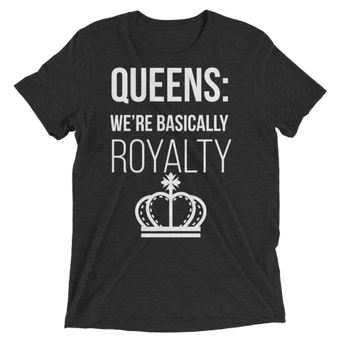 Queens Royalty Unisex Short Sleeve T-Shirt