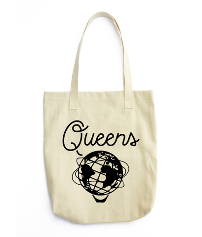 Queens Tote Bag