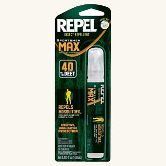 Repel Sportsman Max Pen 40% Deet