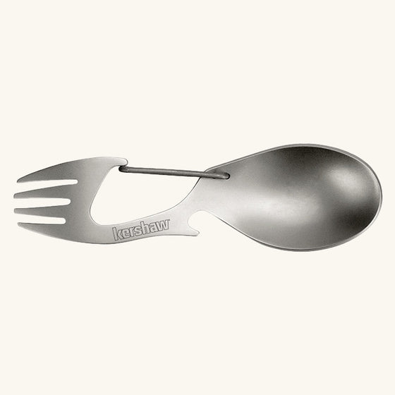 Ration Fork and Spoon