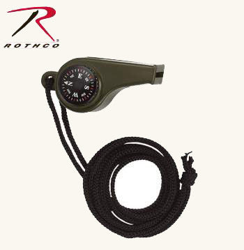 Rothco Super Whistle
