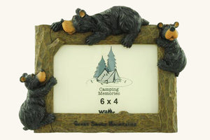 Willie Bear Frame Great Smoky Mountains