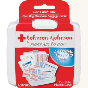 J & J On The Go 1st Aid Kit