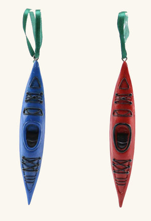 Kayak Ornament