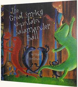 The Great Smoky Mountain Salamander Ball