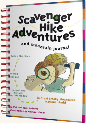 Scavenger Hike Adventures