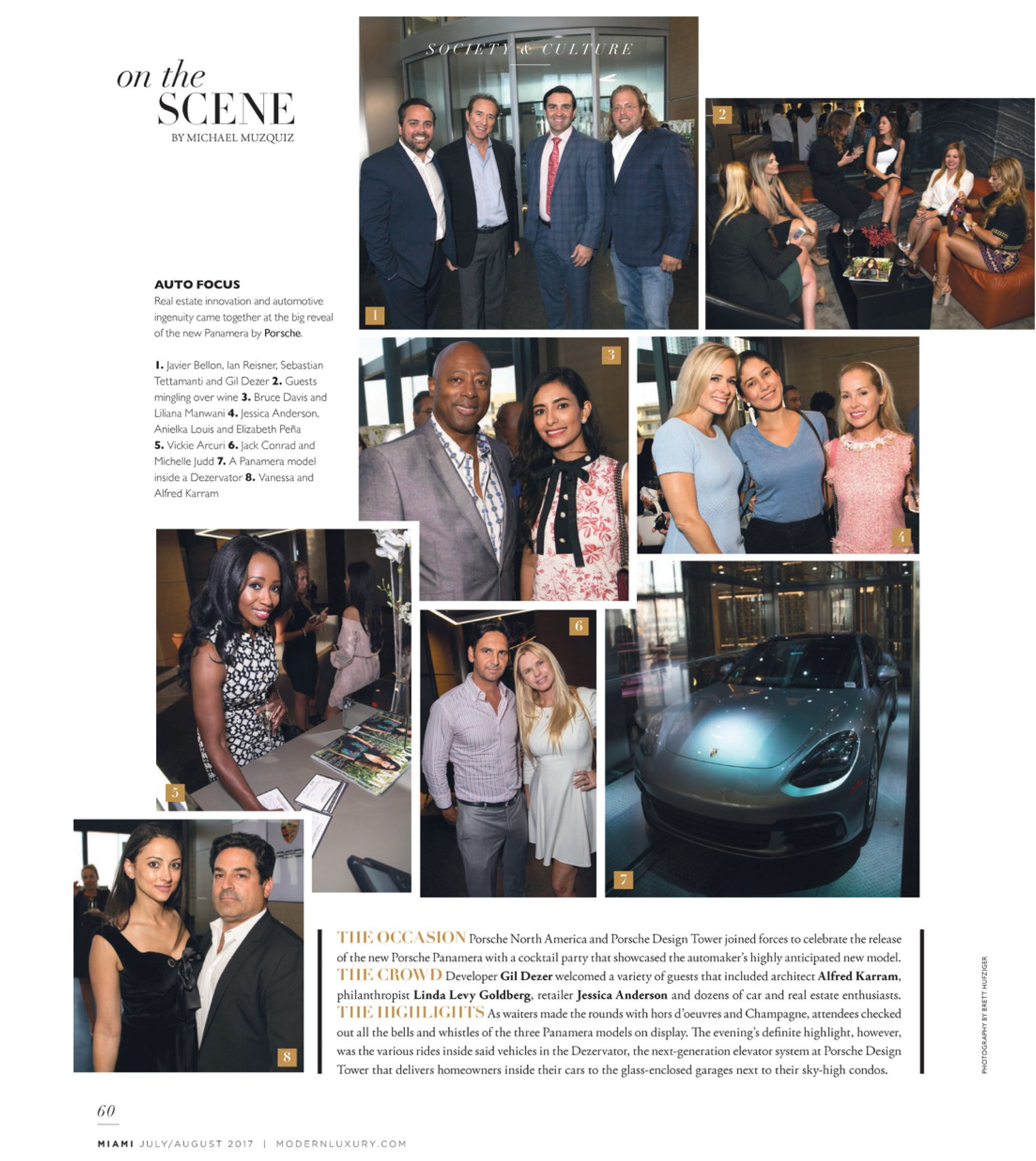 Style Poise Founder Featured in Miami Magazine