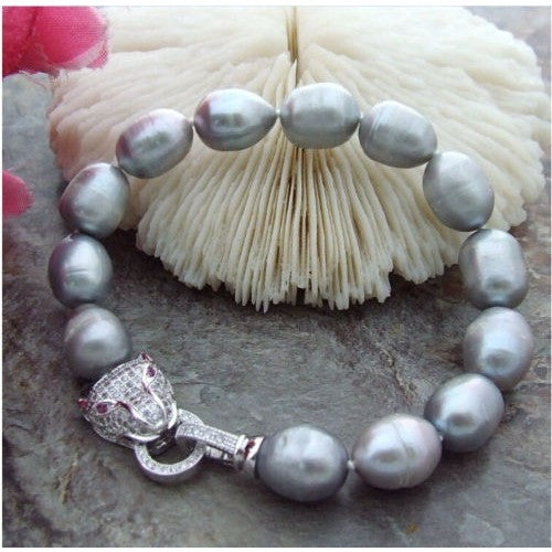 Baroque Pearl Bracelet-More Colors