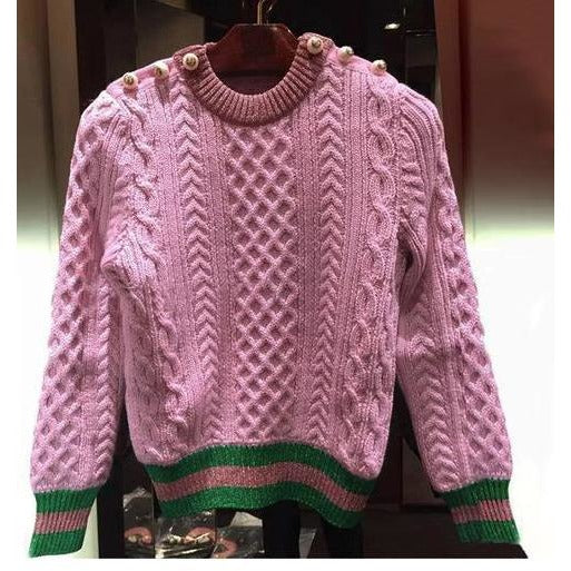 High Quality Gucci Style Sweater