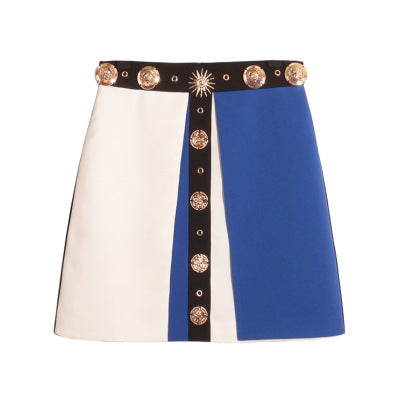 High Designer Skirt-More Colors