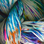 Worsted Merino Superwash Hand Dyed