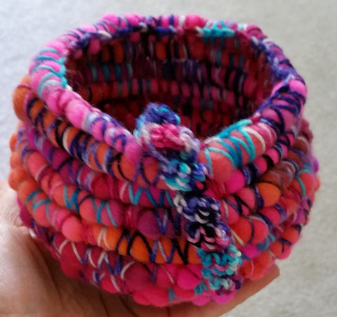Crochet Vessels for Beginners